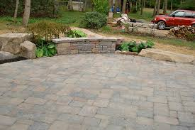 Paver Patio Design Ideas paver patio old design