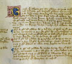 magna carta mediaeval medieval hand written calligraphy and the