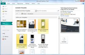 Microsoft Publisher Download