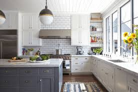 some tips to clean and care of white kitchens
