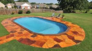 Quality Recessed Pools