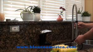 Blanco Kitchen Faucet Reviews Rare Cuts Video Blanco Culina This Faucet Rocks Youtube