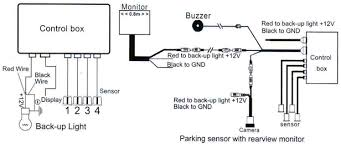 parking sensor wiring diagram parking wiring diagrams