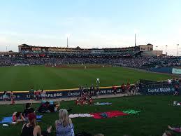 International League Pauls Ballparks