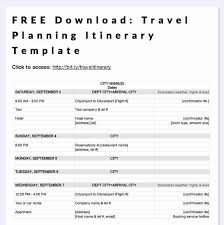 Trip Planner Excel 30 Awesome Road Trip Planner Template Pictures Awesome Template Design