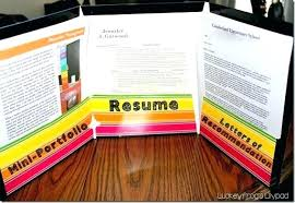 Resume Portfolio Folder Cabin Crew A Flight Attendant Modern Resume