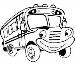 Small Picture School Bus Coloring Pages School Bus Coloring Pagegif Pages