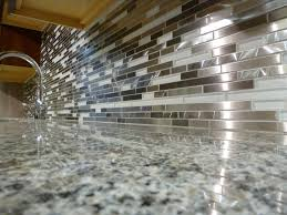 Metal Wall Tiles For Kitchen Metal Tile Backsplash Caracteristicas