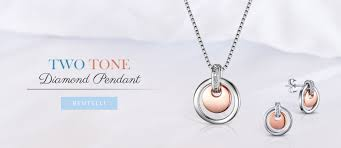 two tone jewelry from bentelli in lincoln ne