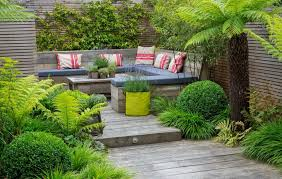 garden seating area small garden areas best of garden seating area design london