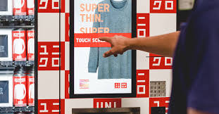 Clothing Vending Machine Extraordinary A Vending Machine Selling Clothes Is Uniqlo's Next Big Idea