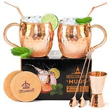 most plete moscow mule kit do not overpay 7 extra items e with the