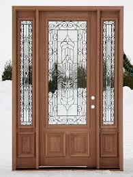 glass front door designs. Excellent Ideas Wood And Glass Exterior Doors Front With Door Designs