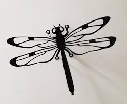 dragonfly gift dragonfly wall art