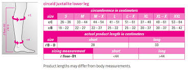 Circaid Juxtalite Lower Leg Inelastic Support Medi Usa