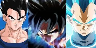 Dragon Ball Saiyans Ranked Weak To Strong Screenrant