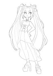 Equestria Girl Drawing At Getdrawingscom Free For Personal Use