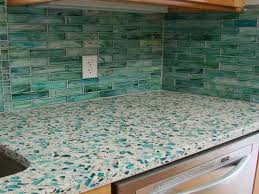sea glass countertop fresh sea glass countertop diy recycled countertops of ideas
