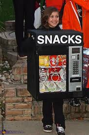 Vending Machine Costume Custom DIY Vending Machine Costume Photo 4848