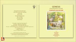 """<b>GENESIS</b> """"<b>Selling</b> England By The Pound - Complete Live Edition ..."""