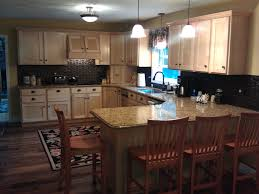 f astounding inexpensive refacing kitchen cabinets interior design with breakfast nook and u shape classy granite countertop base cabinet added two bell astounding kitchen pendant