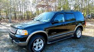 2004 FORD EXPLORER EDDIE BAUER * LEATHER * MOONROOF* FOR SALE ...
