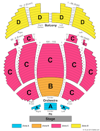 Historic Tennessee Theatre Seating Chart Tennessee Theatre Seating Chart