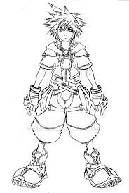 Small Picture Sora Full Body by Restigate on DeviantArt