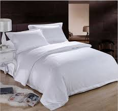 china 100 cotton plain white bedding sets china hotel bedding hotel bedding set