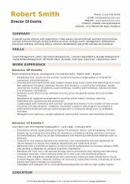 Event Manager Resume Samples Special Events Resume Magdalene Project Org