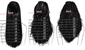Clip In Hair Extension Length Chart 28 Comprehensive Clip In Hair Extension Length Chart