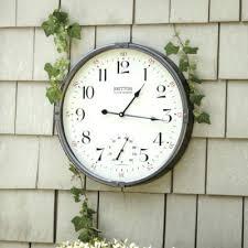 indoor outdoor clocks indoor outdoor clock from for by the pool exterior slate indoor outdoor wall