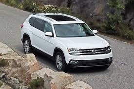 Vw Atlas Trim Comparison Chart 2019 2019 Volkswagen Atlas New Car Review Autotrader
