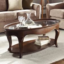 American Drew Coffee Table Glass Oval Coffee Table Toronto American Drew Cherry Grove Oval