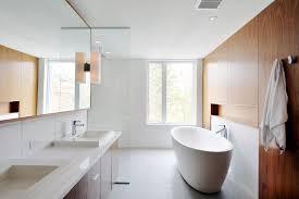 custom bathroom lighting. ferguson plumbing locations for a modern bathroom with lighting and custom home by gordon weima design builder
