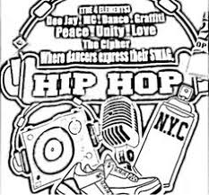 hip hop elements