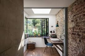 industrial design office. office wall design trendy textural beauty 25 home offices with brick walls industrial