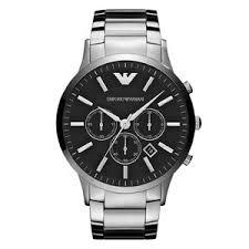 emporio armani watches for men beaverbrooks the jewellers emporio armani chronograph men s watch