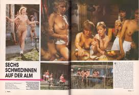 6 Schwedinnen auf der Alm Jodelfilme