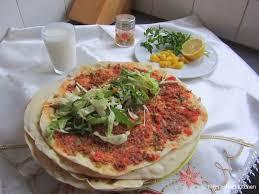 turkse pizza calorieen