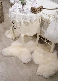 irish sheepskin rug