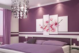 Small Picture good bedroom wall paint on purple looks beautiful with the wall