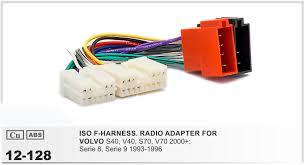 high quality radio wires buy cheap radio wires lots from high car stereo iso wiring harness for volvo 1990 2001 auto radio wire adapter connector lead