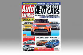 auto express new car releasesNew Car Awards 2017 The winners  Auto Express