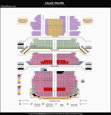 Clean Cadillac Palace Theater Seating Chart The Ford Center