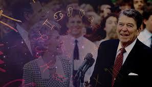 Nancy Reagan Birth Chart The Big Astrology Secret Behind Ronald Reagans Presidency