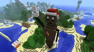 Minecraft - Mr Hankey the christmas poo - YouTube