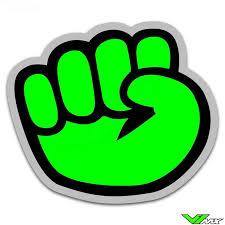 Fist full of throttle