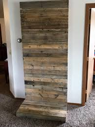faux fireplace backdrop pallet project diy faux fireplace diy pallet ideas apartment