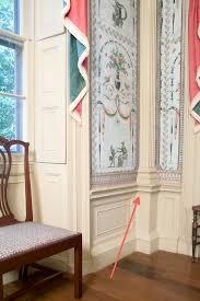 correct chair rail height